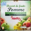Dessert de fruits Pomme - Product