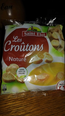 Croûtons frits nature - Product - fr