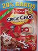 CRICA' CHOC Chocolat Noisette - Product