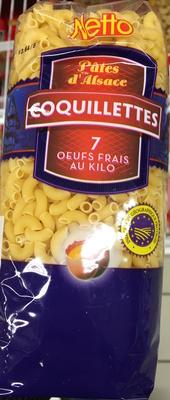 Coquillettes 7 oeufs frais au kilo - Product