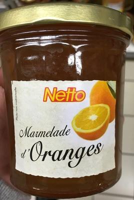 Marmelade d'Oranges - Produit - fr