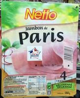 Jambon de Paris - Produit