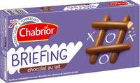 Briefing Chocolat au Lait - Product - fr