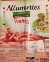 Allumettes Nature - Product - fr