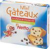 Snack pépit' - aux pépites de chocolat x10 - 300 g - Product