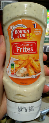Sauce Frites - Product - fr