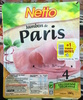 Jambon de Paris (4+1 gratuite) - Product