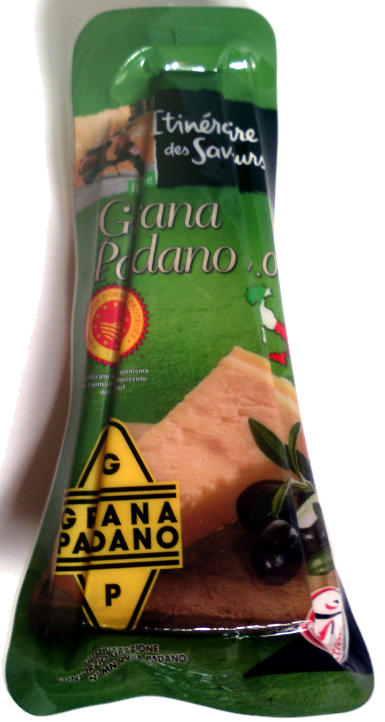 Grana Padano AOP (28% MG) - Produit - fr