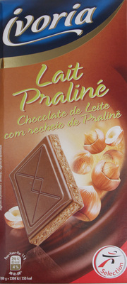 Ivoria Lait Praliné - Product - fr