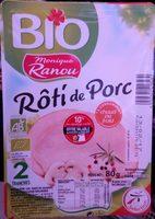 Rôti de Porc bio - Product - fr