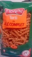 Torti au blé complet - Produit - fr