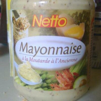 Netto Mayonnaise Moutarde Ancienne - Product - fr