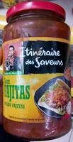 Sauce fajitas - Product