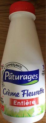 Crème fleurette entière - 30% mat.gr - Produit - fr