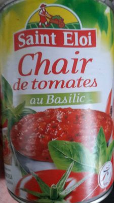 Chair de tomates au basilic - Product