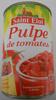 Pulpe de tomates - Produit