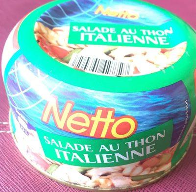 Salade au thon italienne - Produit - fr