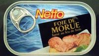 Foie de Morue - Netto - Produit