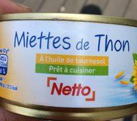 Miettes de thon - Prodotto - en