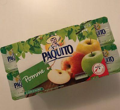 Compote Pommes sans Sucres Ajoutés - Product