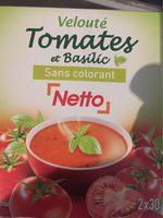 Veloute tomates basilic - Product