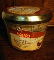 Confit de foie de volaille à l'Armagnac - Product
