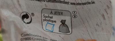 Mélange croquant - Instruction de recyclage et/ou informations d'emballage - fr