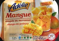 Mangue coupée en morceaux - Product