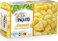 Ananas coupé en morceaux - Produit - fr