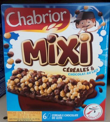 Mixi Céréales & Chocolat au lait - Product - fr