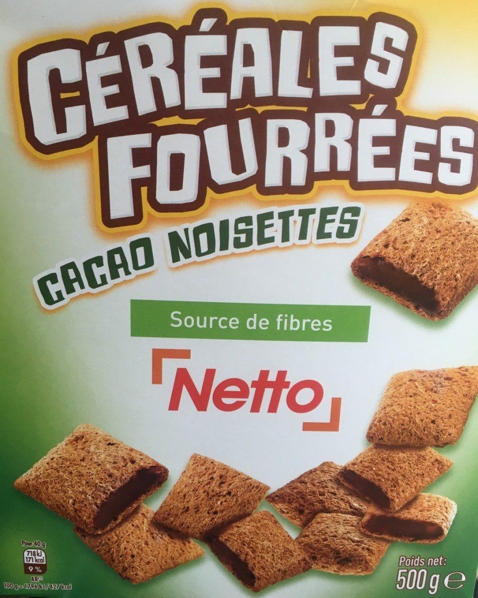 Cereales fourrées - Product - fr