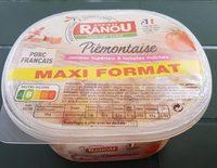 Piemontaise jambon supérieur et tomates fraîches - Produit