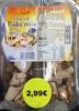 Emincés de poulet rôtis - Product