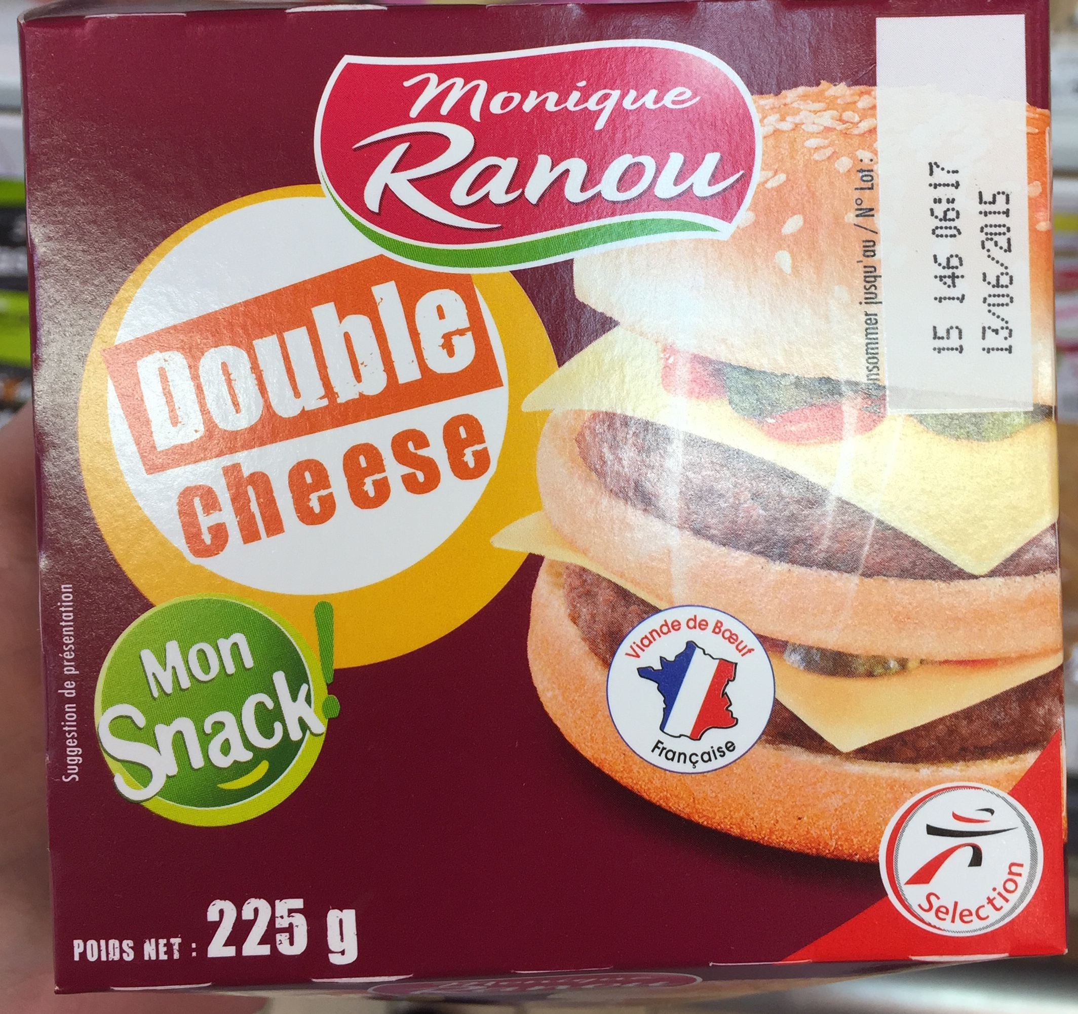 Double Cheese - Product
