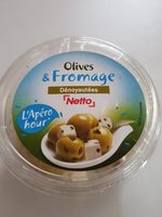 olives dénoyautées fromage - Product