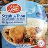 Steak de Thon à la Catalane Riz Blanc - Produit