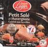 Petit Salé à l'Auvergnate Cuisiné aux Lentilles - Product