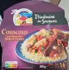 Couscous à la marocaine poulet et merguez - Prodotto