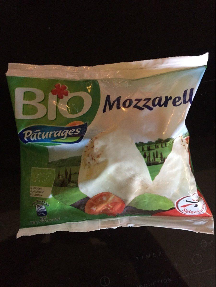 Mozzarella Bio - Produit