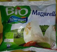 Mozzarella Bio - Product - fr