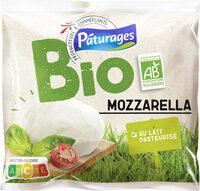mozzarella bio - Prodotto - fr