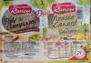 Duo pâté de campagne-mousse de canard au Sauternes - Produit