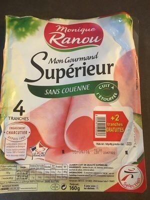 Mon gourmand supérieur sans couenne - Product - fr
