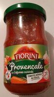 Provençale aux légumes cuisinés - Producto