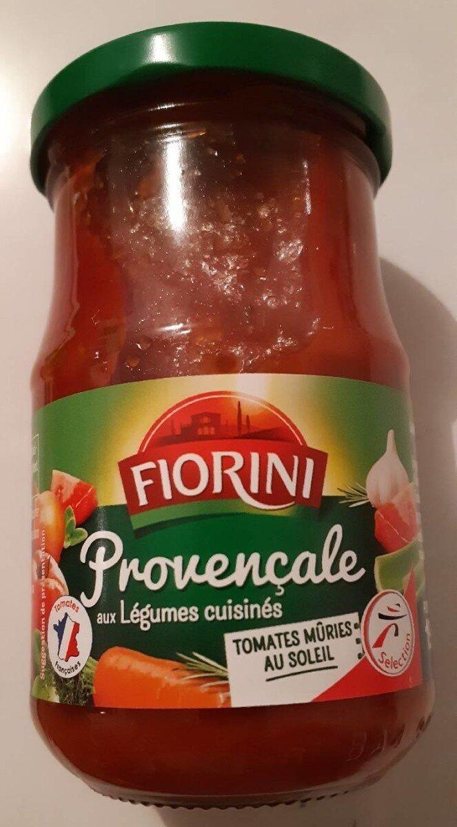 Provençale aux légumes cuisinés - Producto - fr