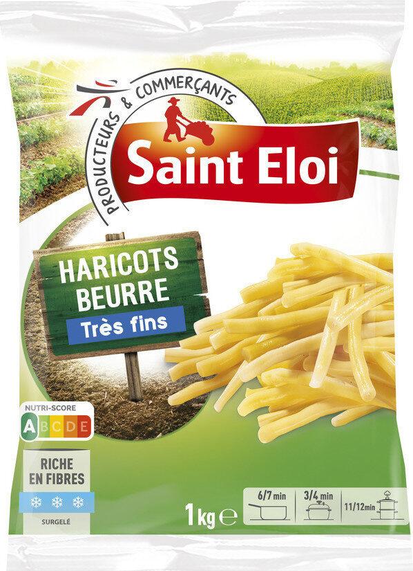Haricots beurre très fins - Prodotto - fr