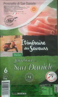 Ids Jambon San Daniel - Produit - fr