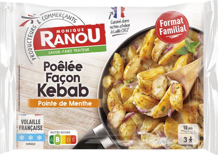 Poêlée façon kebab - Produit - fr