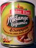 Mélange de légumes, 4 champignons - Product