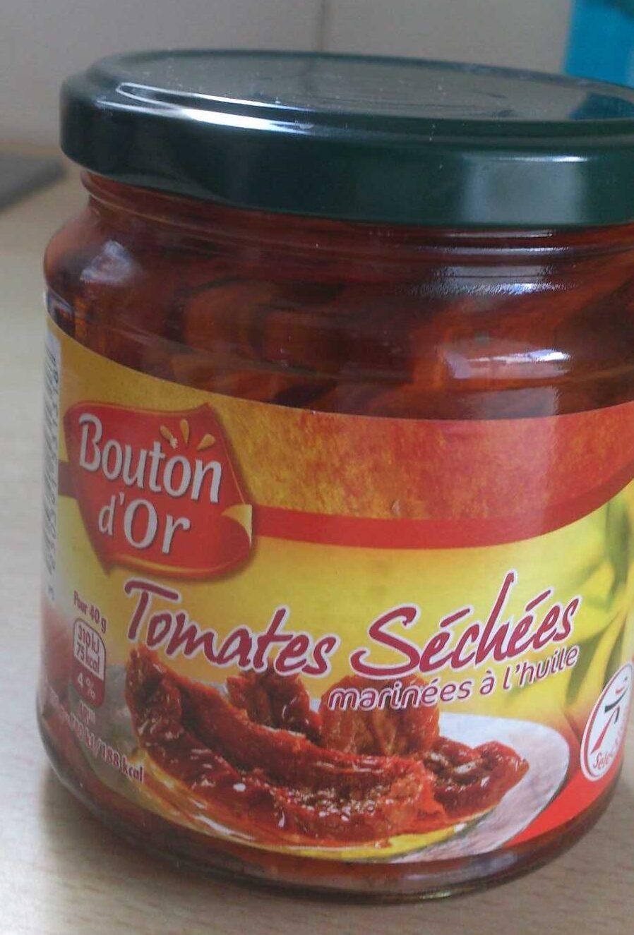 Tomates Séchées marinées à l'huile - Produit - fr